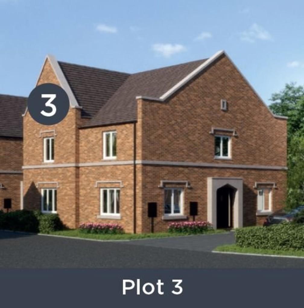 3 Bedroom Semi-Detached House,