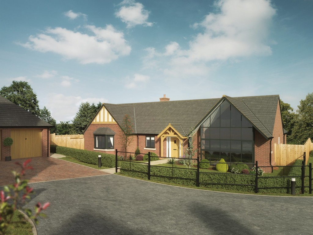3 Bedroom Detached Bungalow, No. 3 Madeley, Snitterfield, Stratford upon