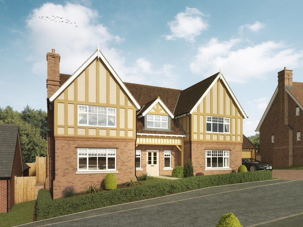 5 Bedroom Detached House, No.6 Wordsley House,The Roundelay Collection, Stratford Upon Avon