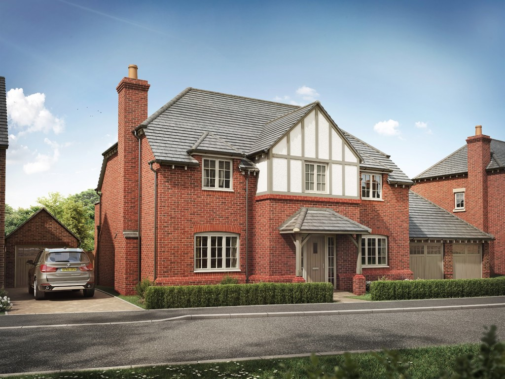 5 Bedroom Detached House, Plot 6 Roeburn, Avon View, Welford On Avon