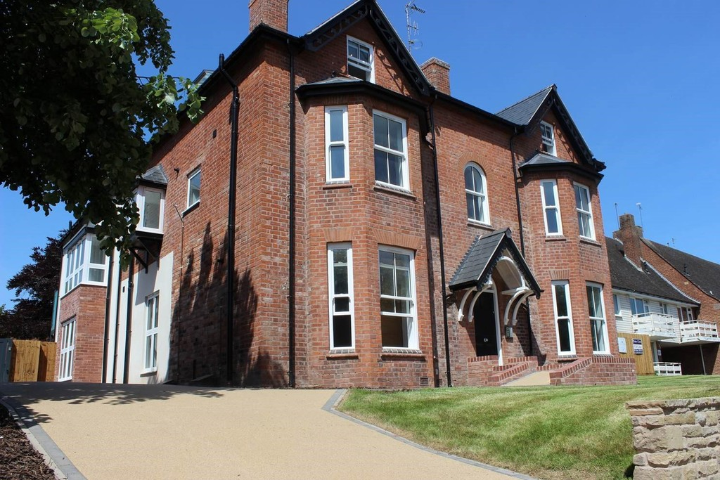 2 Bedroom Penthouse, Penthouse (Front), The Elms, Henley In Arden