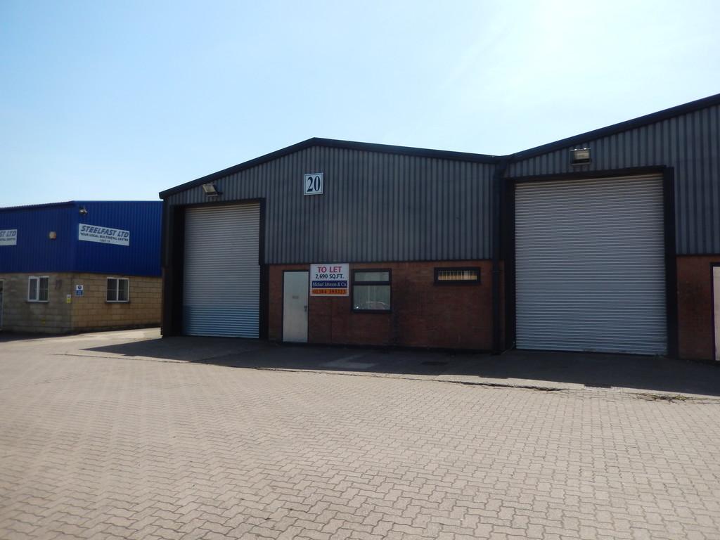 Unit 20 Bidavon Industrial Estate, Waterloo Road, Bidford on Avon, B50 4JN