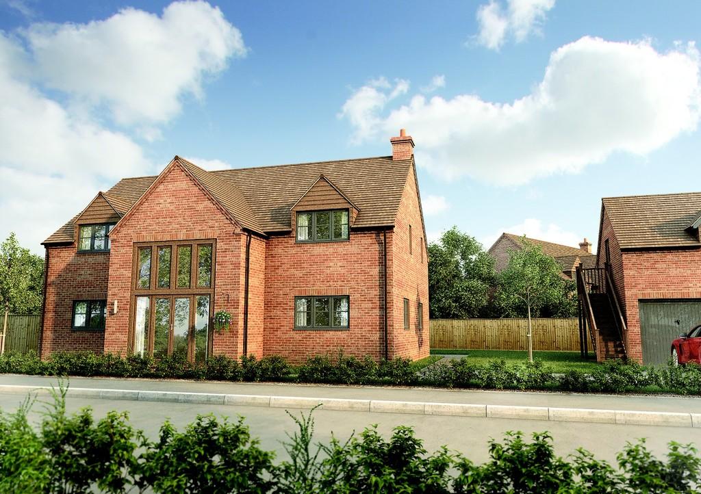 4 Bedroom Detached House, Plot 5, Vale View, Crest Hill, Harvington