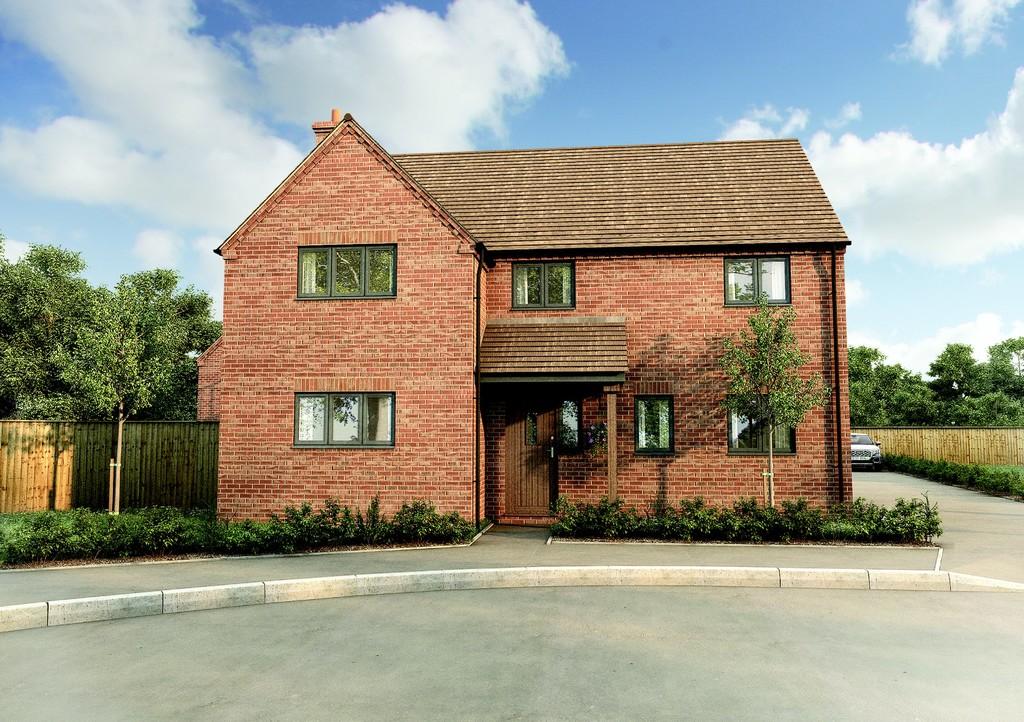 3 Bedroom Detached House, Plot 9, Blockley House, Harvington