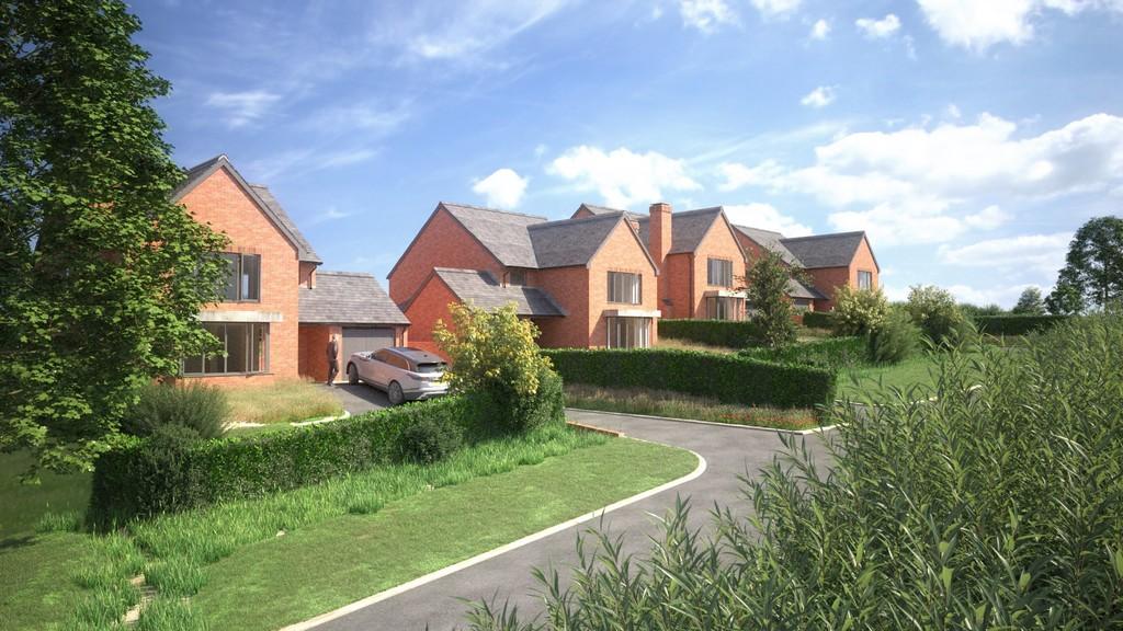 4 Bedroom Detached House, Plot 1, The Lankett, Mill Lane, Fenny Compton