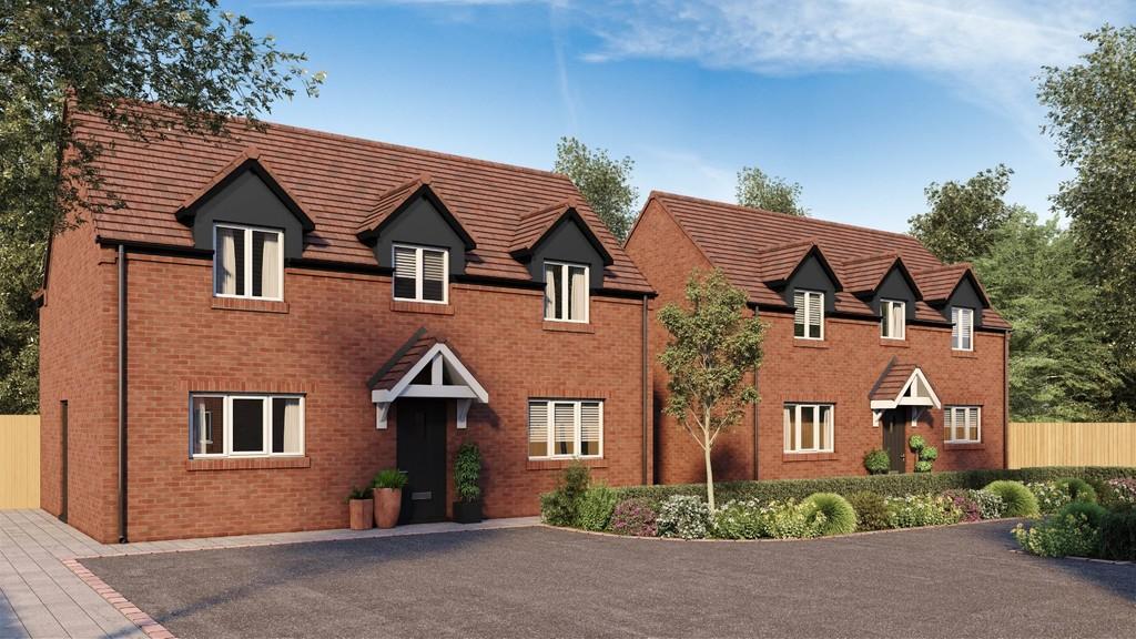 3 Bedroom Detached House, Plot 2, Glen Close, Shipston On Stour