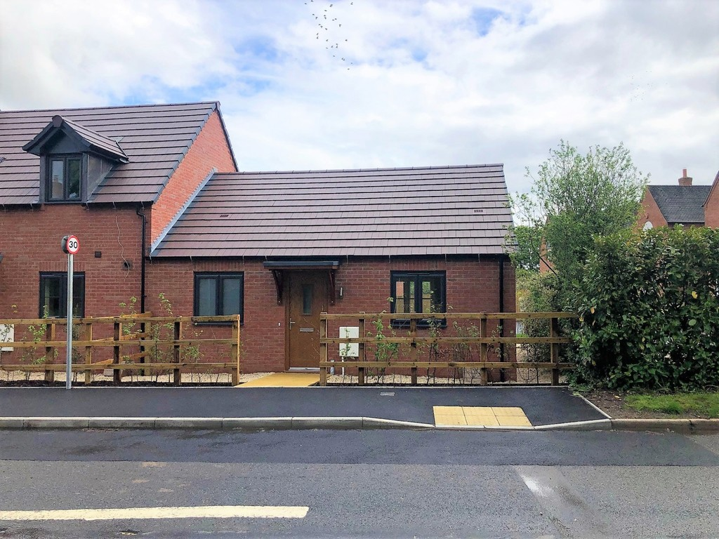 1 Bedroom Semi-Detached Bungalow, The Welford, Crest Hill