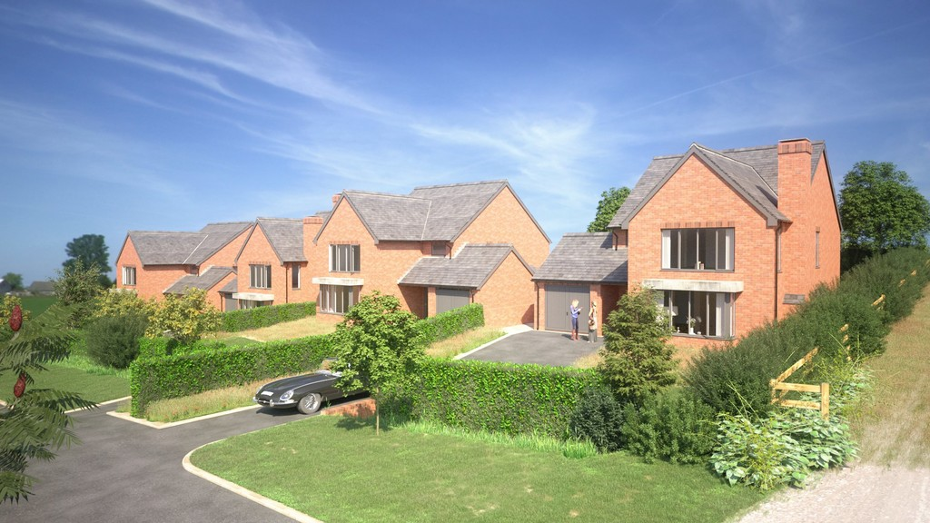 4 Bedroom Detached House, Plot 2 The Lankett, Mill Lane, Fenny Compton