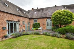 Manor Lodge, Hamstall Ridware