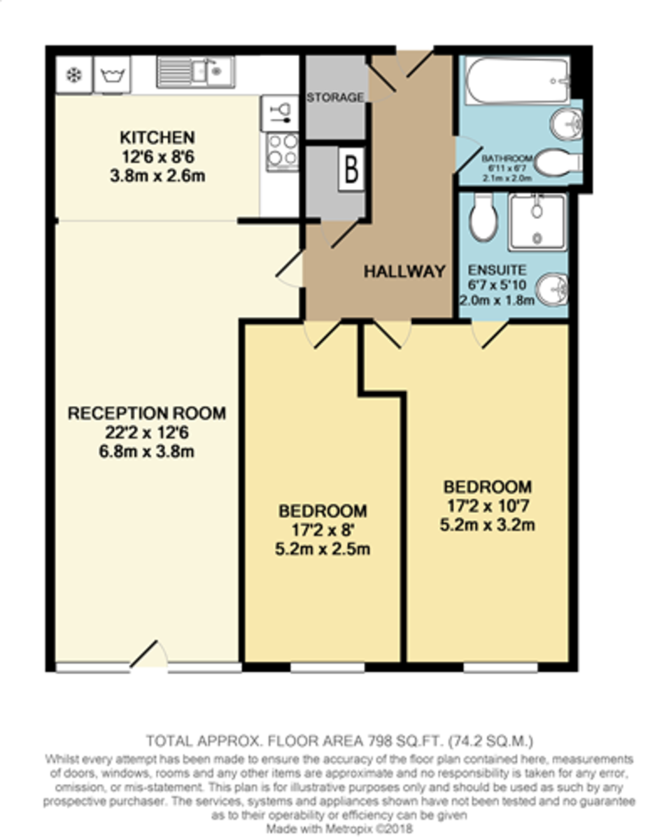 Moon Street, Plymouth floorplan