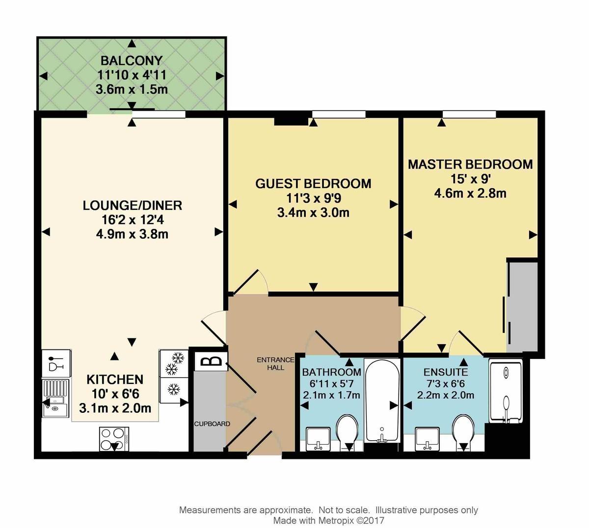 Cargo, Phoenix Street, Millbay, Plymouth, PL1 3DN floorplan