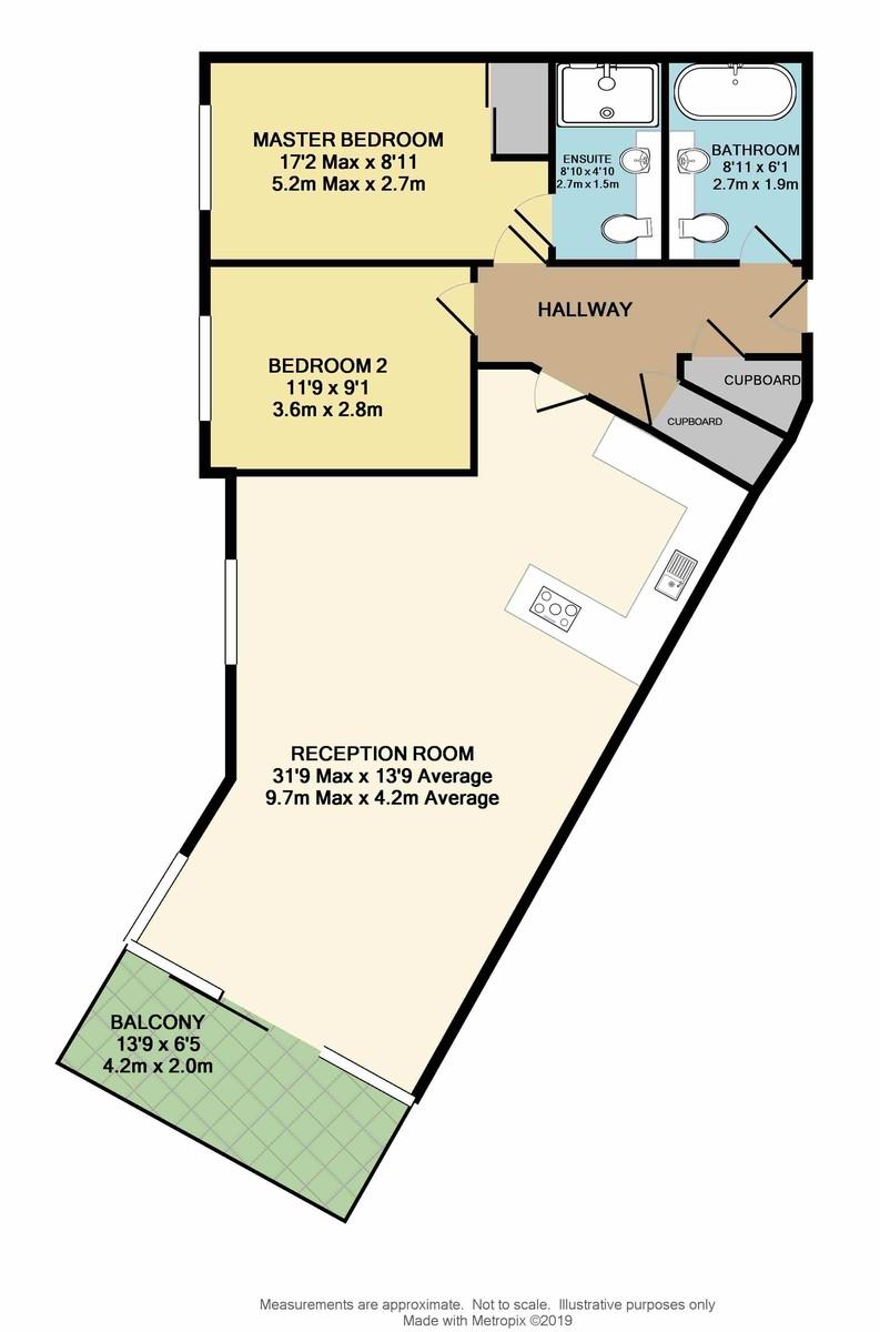 Pinnacle Quay, 8 Harbour Avenue, Sutton Harbour, Plymouth, PL4 0BJ floorplan