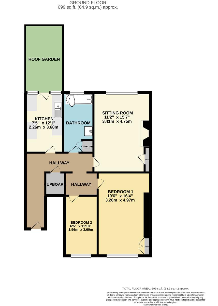 Durnford Street, Plymouth, Devon, PL1 3QW floorplan