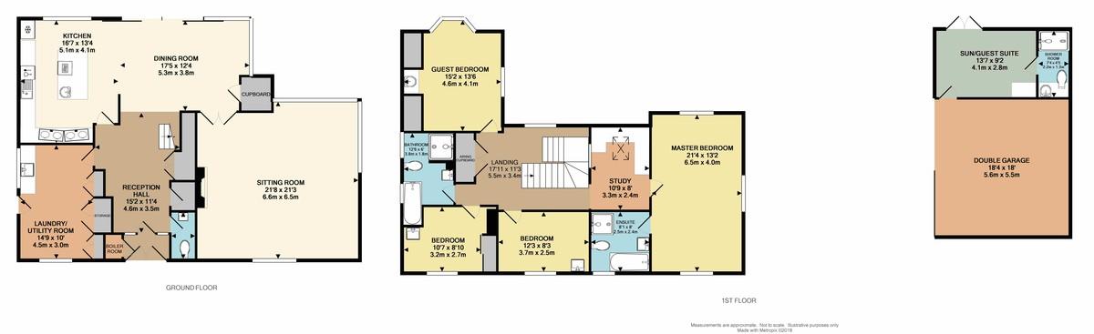 Manor Bourne, Down Thomas, Plymouth, Devon, PL9 0AS floorplan