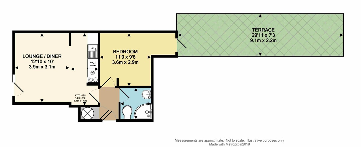 The Keep, Castle Street, Plymouth, Devon, PL1 2NJ floorplan