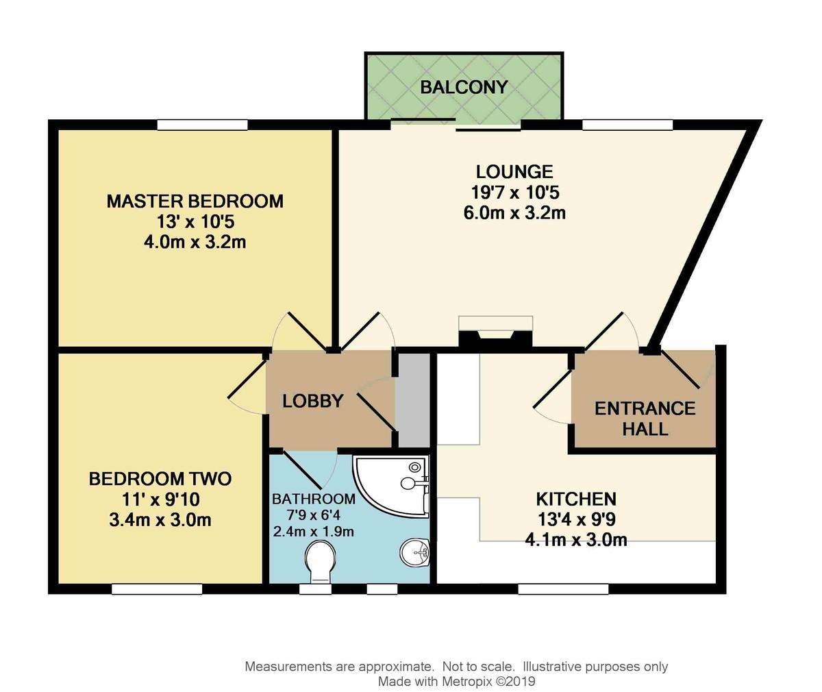 Durnford Street, Stonehouse, Plymouth, PL1 3QP floorplan