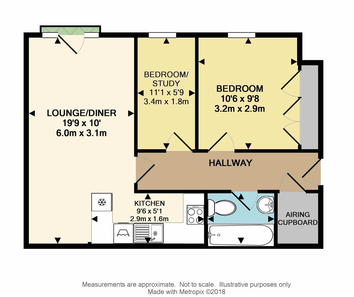 The Keep, Castle Street, Plymouth, PL1 2NJ floorplan