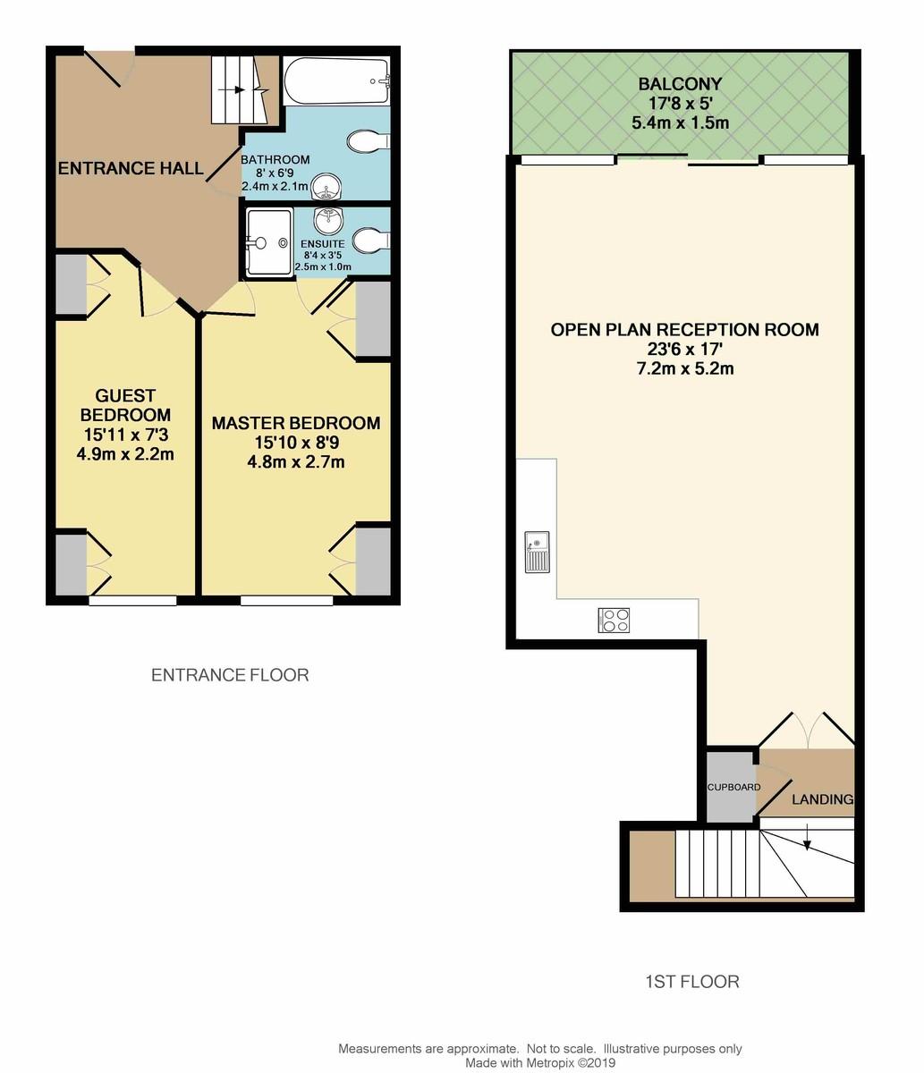 Azure, Cliff Road, The Hoe, Plymouth, PL1 2PE floorplan
