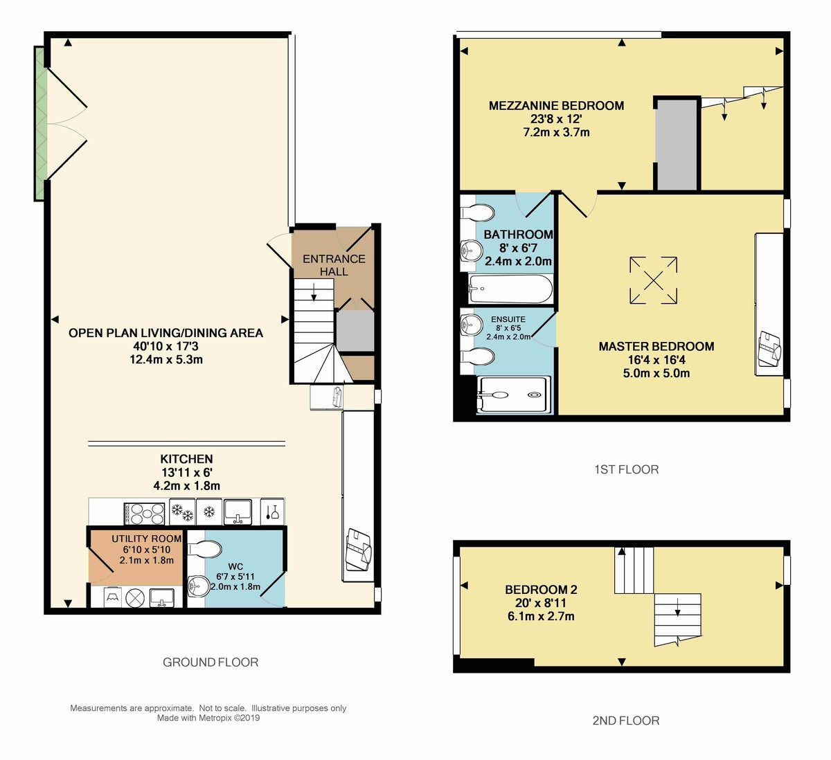 The Brewhouse, 8 Royal William Yard, Stonehouse, Plymouth, PL1 3QQ floorplan