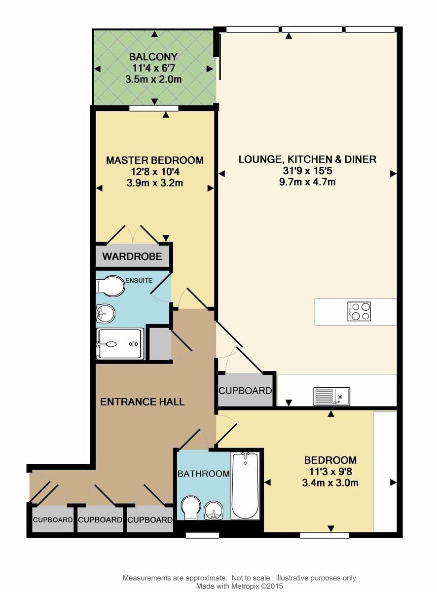 Pinnacle Quay, Harbour Avenue, Sutton Harbour, Plymouth, PL4 0BJ floorplan