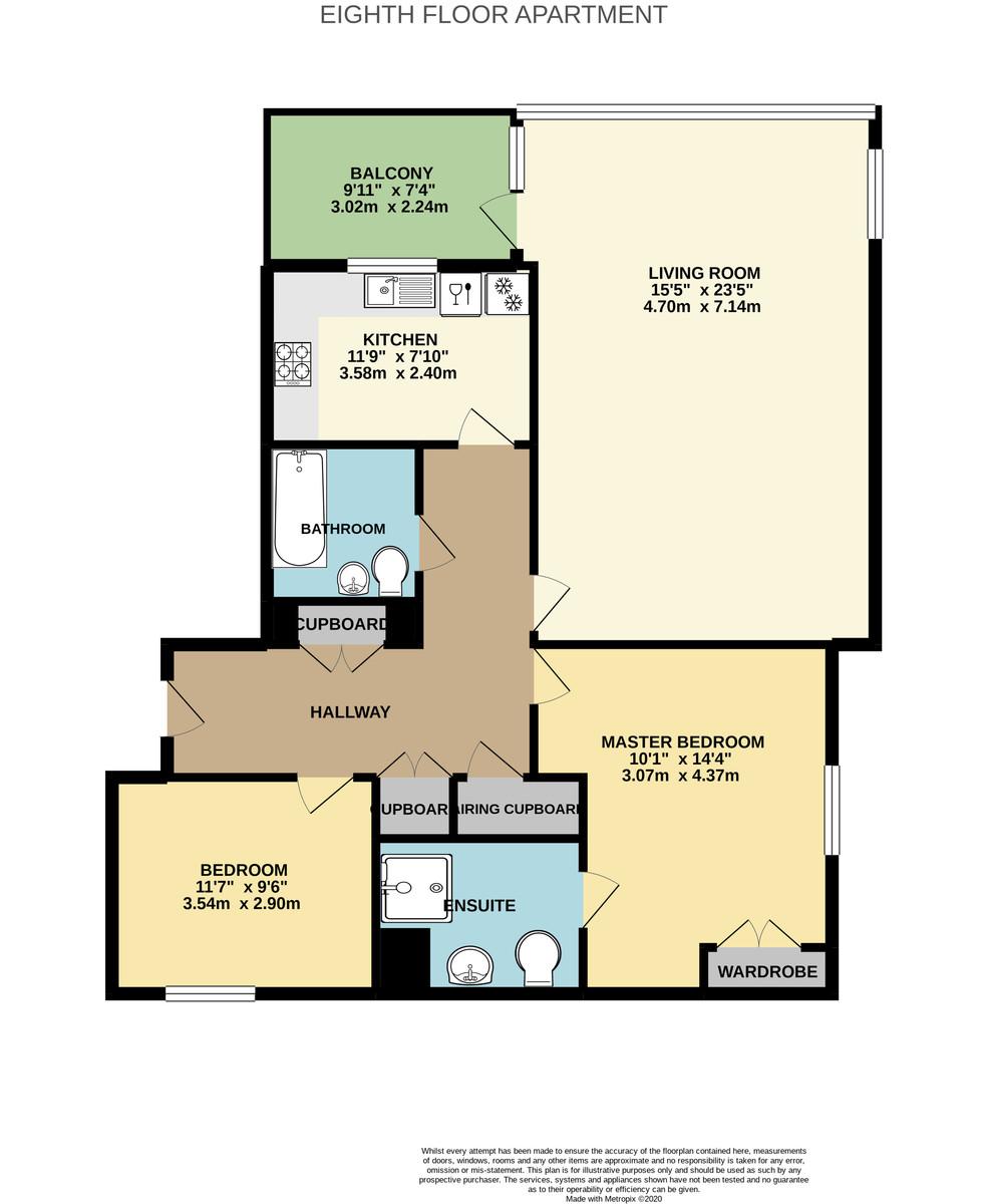 East Quay House,  Marrowbone Slip, Sutton Harbour, Plymouth, PL4 0HX floorplan