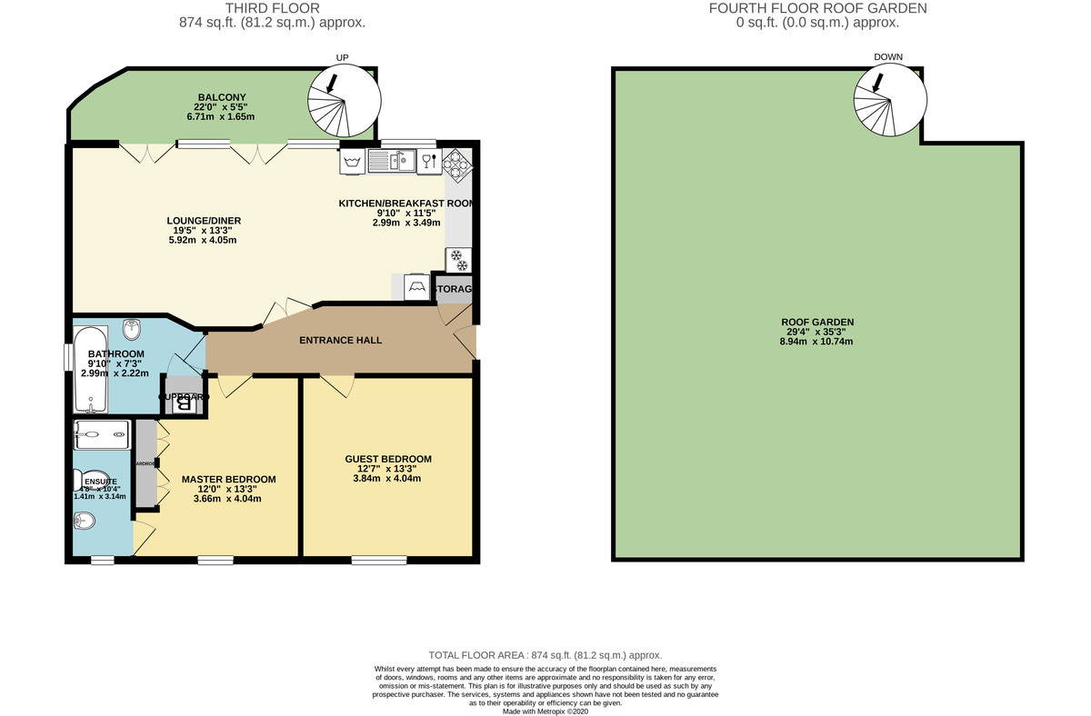 Azure West, Grand Hotel Road, The Hoe, Plymouth, PL1 2PQ floorplan