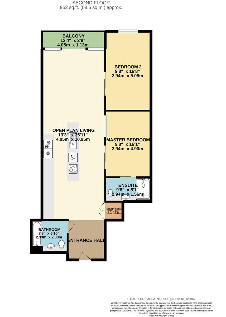 Mills Bakery, Royal William Yard, Stonehouse, Plymouth. floorplan