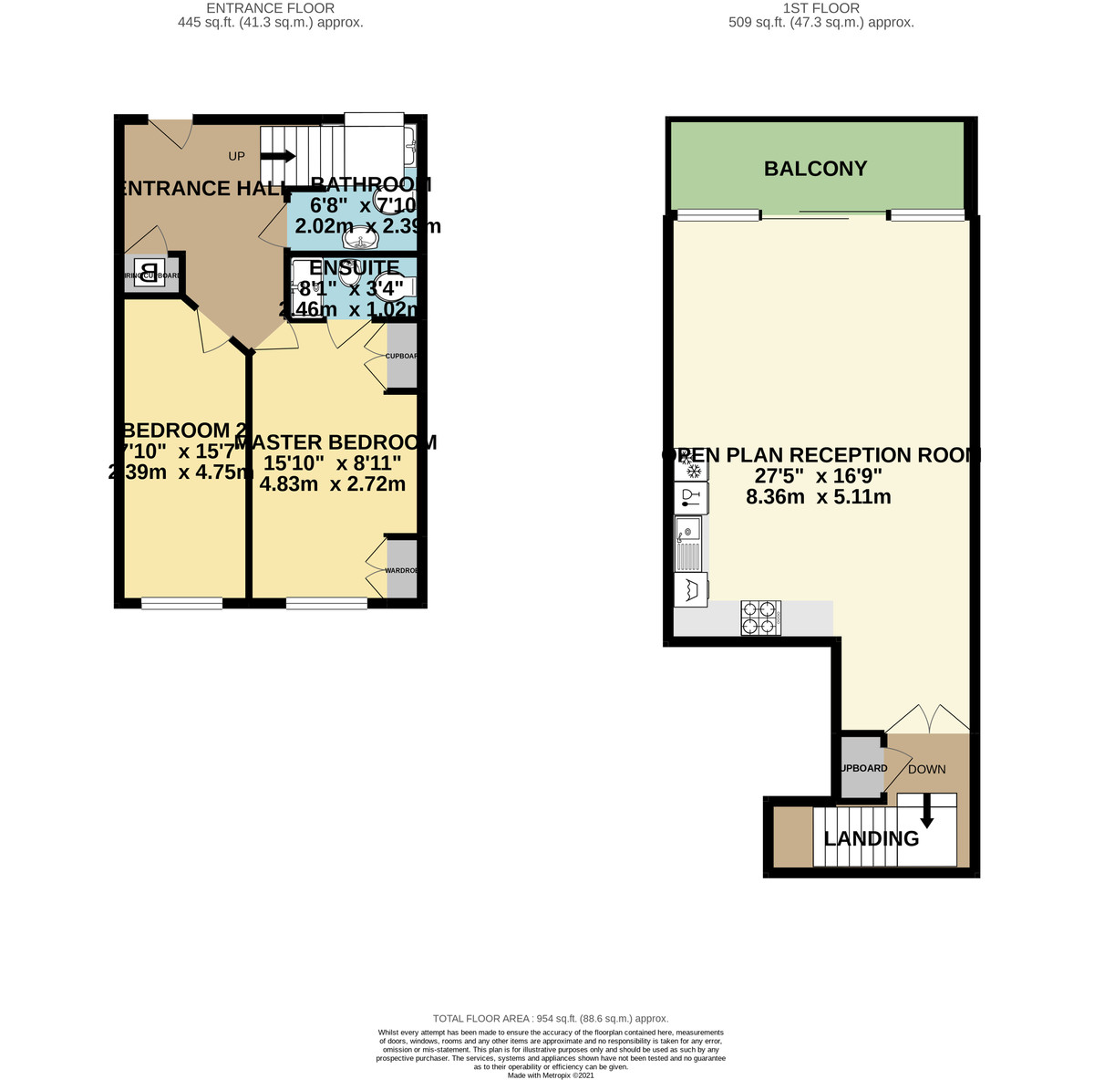 Azure, Cliff Road, The Hoe, Plymouth floorplan