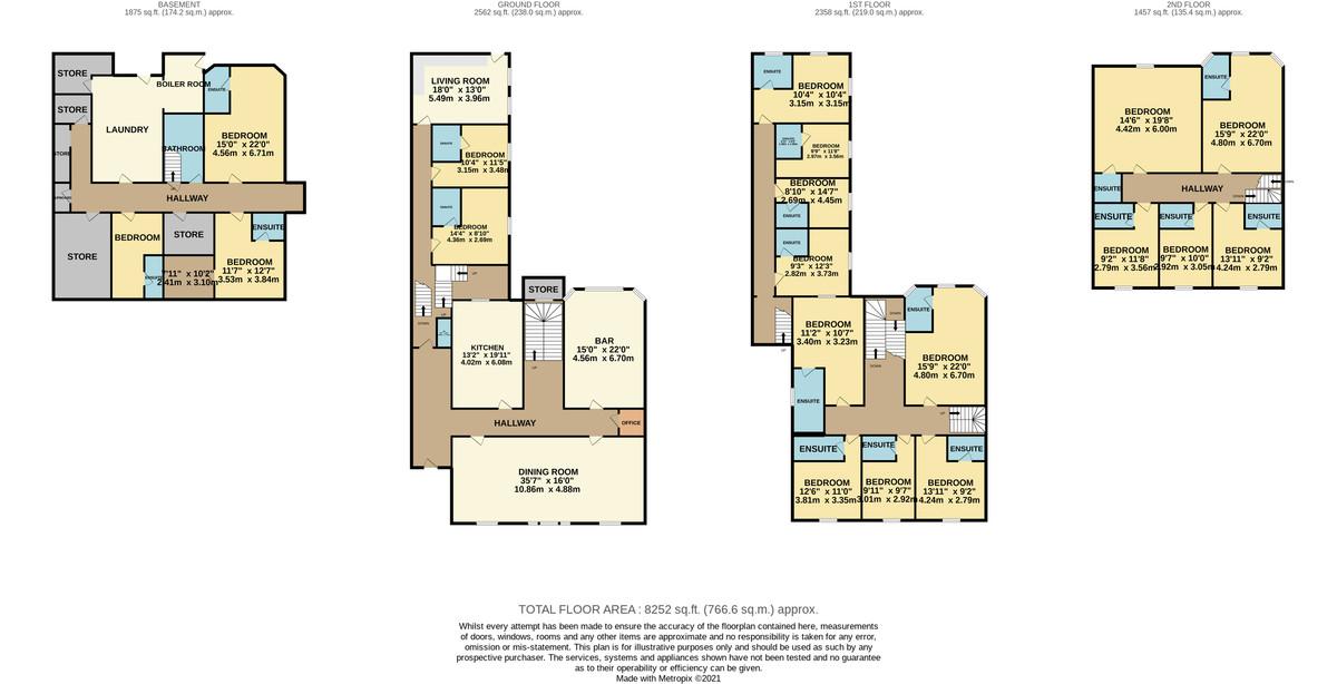Lockyer Street, Plymouth, PL1 2QD floorplan