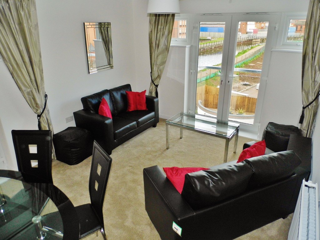 2 bedrooms   - CITY WHARF, CITY CENTRE CV1 4LN