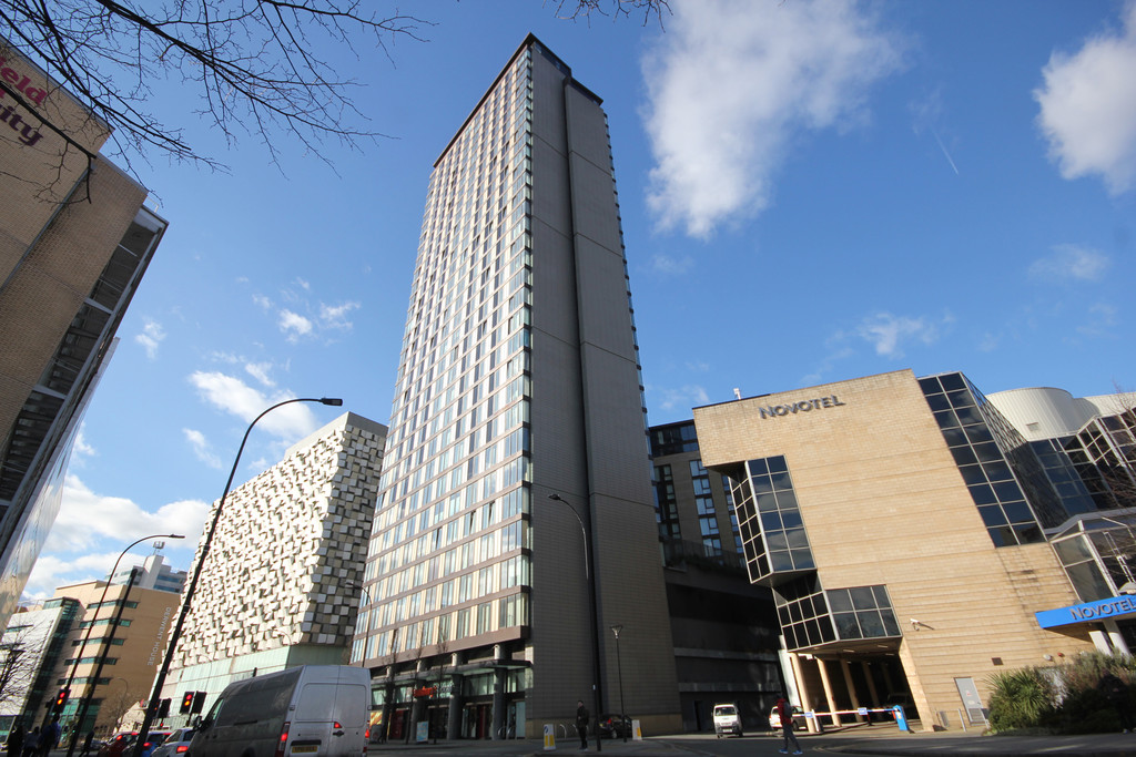27th Floor, City Lofts, St. Pauls Square