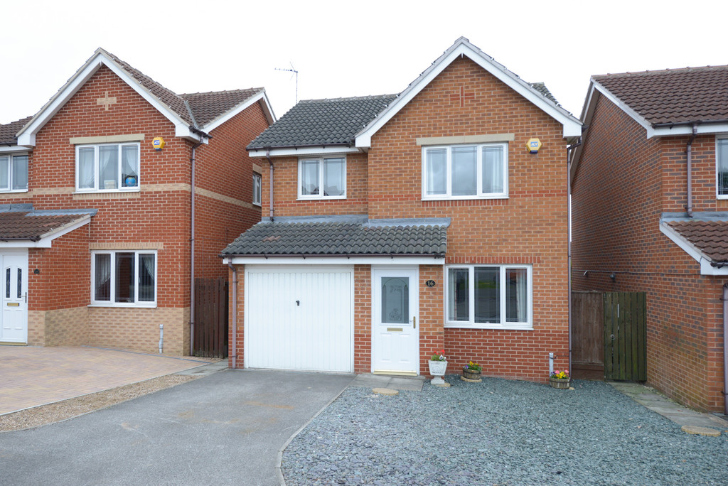 Silver Well Drive, Staveley, Chesterfield