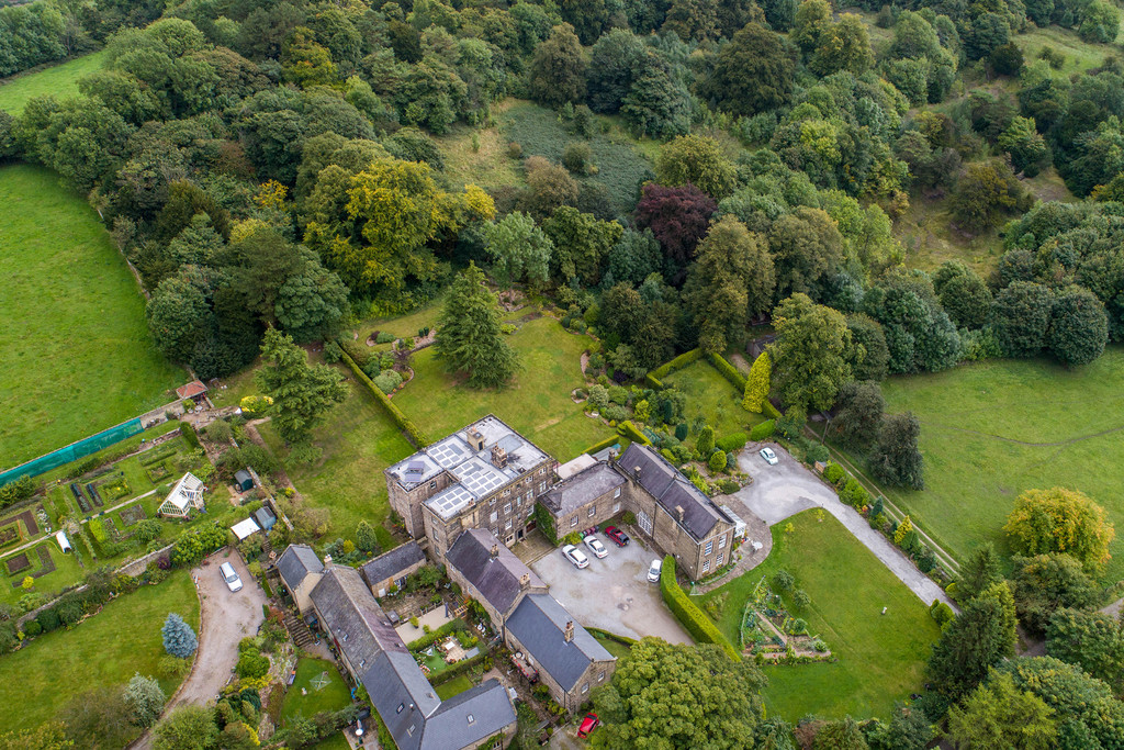 Overton Hall East Wing, Ashover