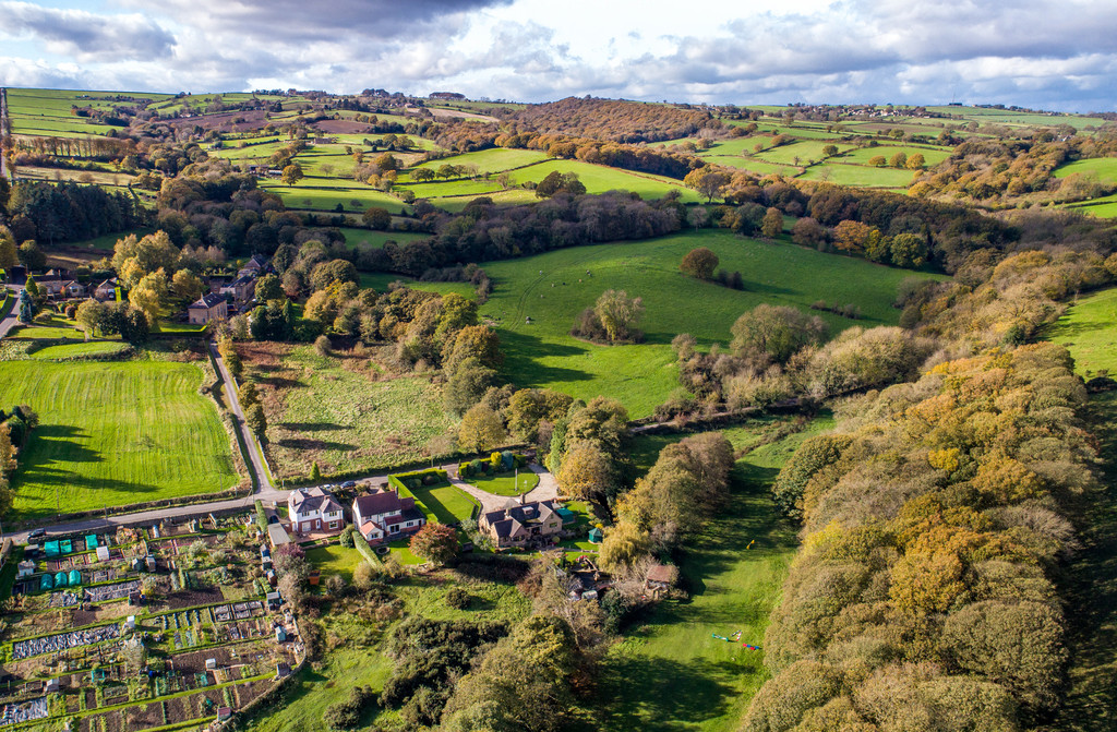 Chander Hill Lane, Holymoorside