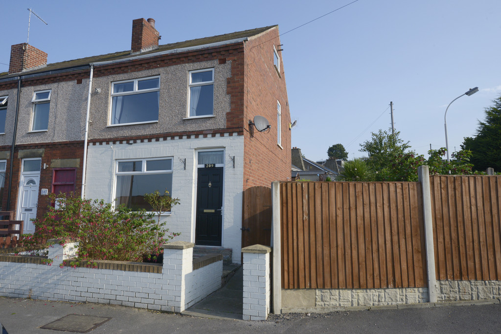 Prospect Road, Old Whittington, Chesterfield
