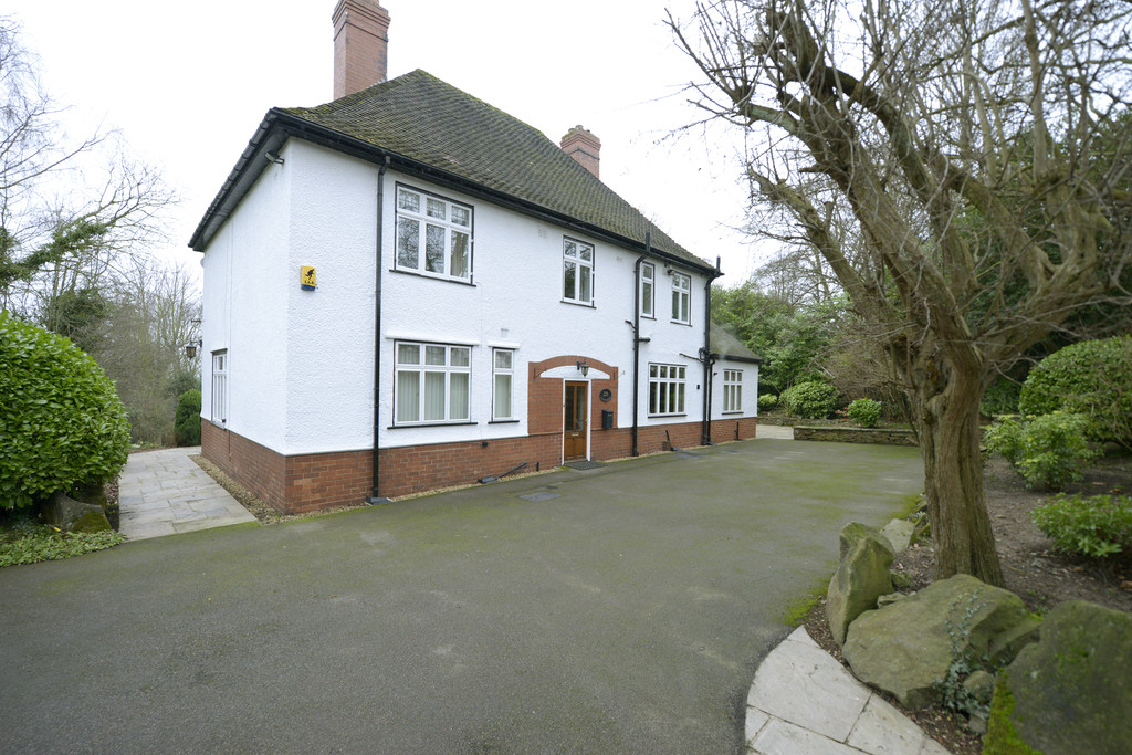 Glenthorne , Handley Road, New Whittington