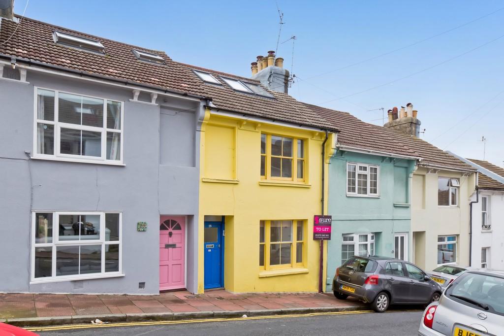 Arnold Street,  Brighton,  East Sussex,