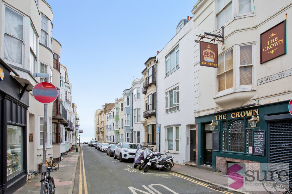 Grafton Street,  Brighton,  East Sussex,
