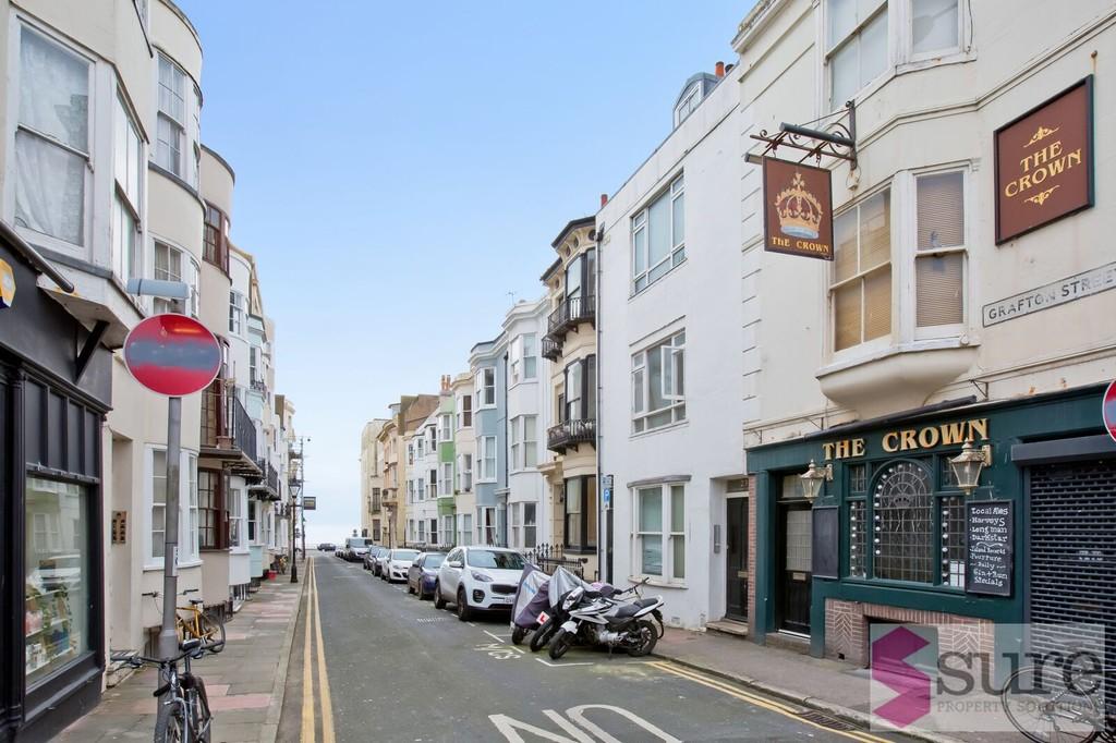 Grafton Street,  Brighton,  East Sussex,