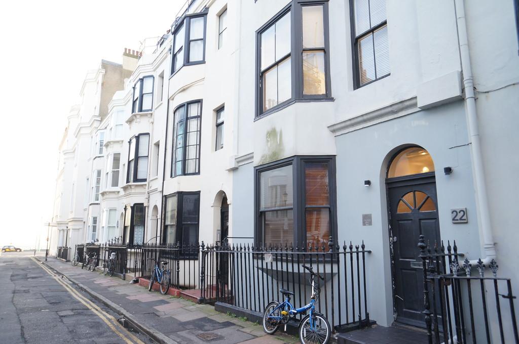 Burlington Street,  Brighton,  East Sussex,