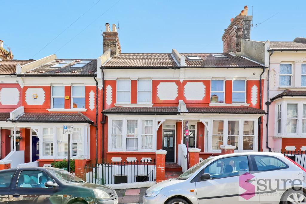 Bonchurch Road,  Brighton,  East Sussex