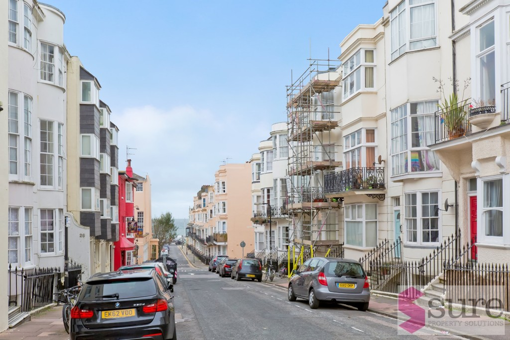 Bedford Place,  Brighton,  East Sussex,