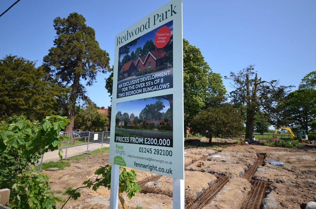Plot 2 - Redwood Park, Downhall Road, Bradwell-on-Sea