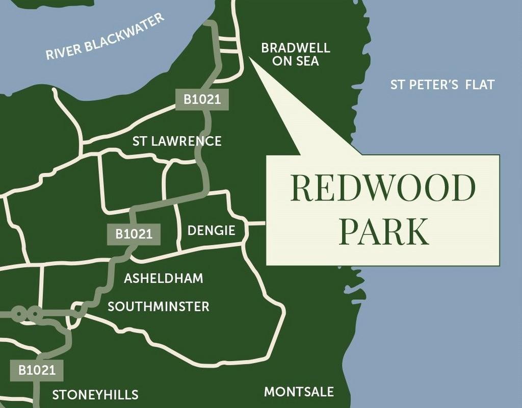 Plot 4 - Redwood Park, Downhall Road, Bradwell-on-Sea