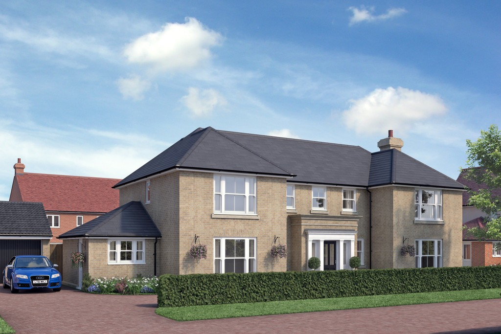 Plot 15 - Summers Park, Coxs Hill, Lawford