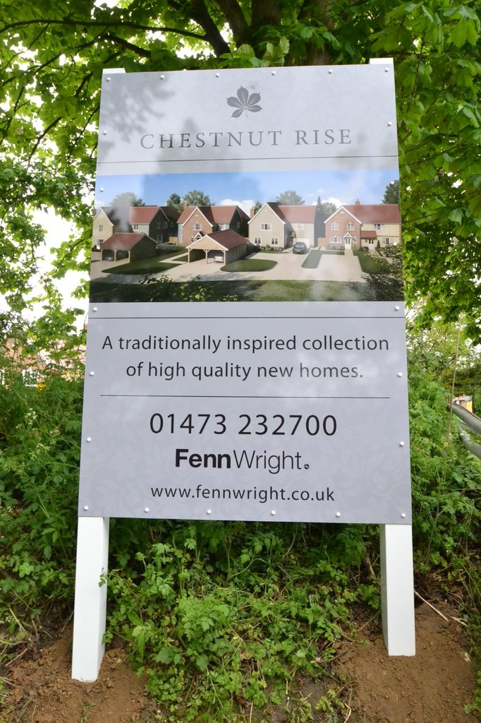 Plot 7 - Chestnut Rise, Mow Hill, Witnesham, Suffolk