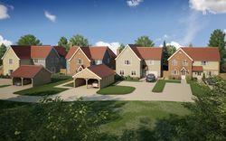 Plot 2 - Chestnut Rise, Mow Hill, Witnesham, Suffolk, IP6 9EH