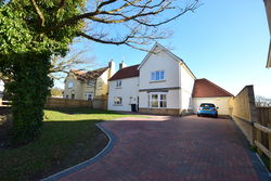 Kelvedon Road, Wickham Bishops, Witham