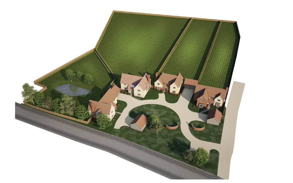 Plot 3, Glebe Farm Place, Tendring Green