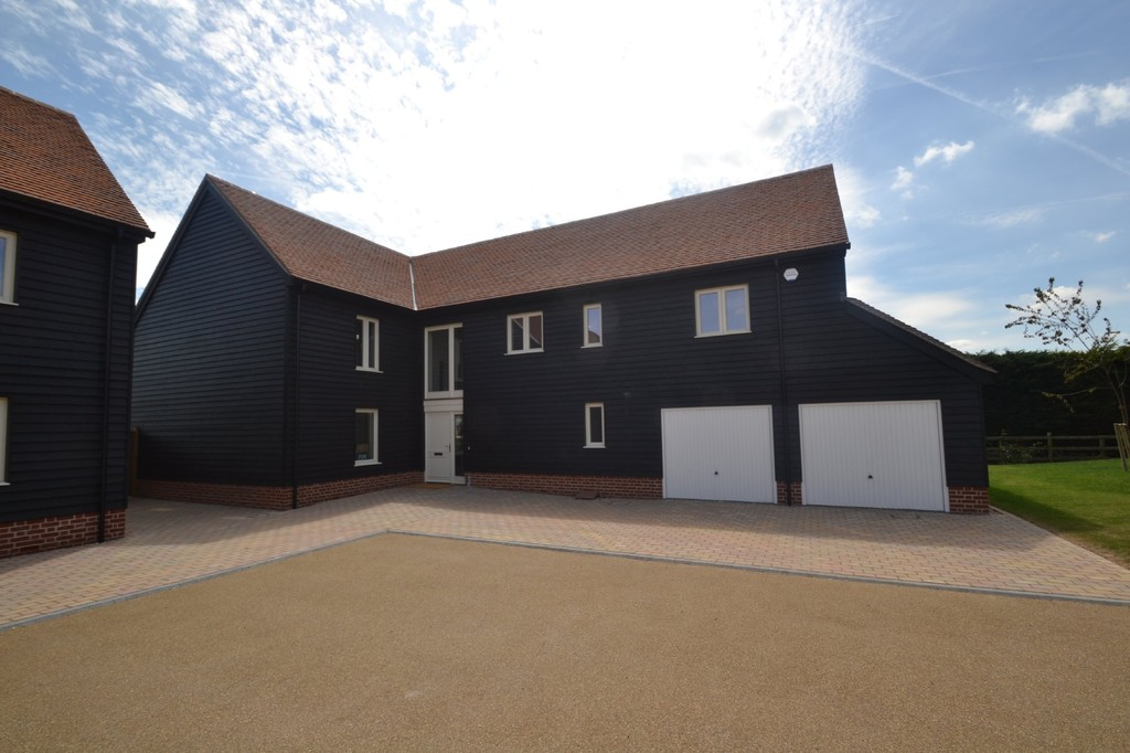 Plot Six, The Grain Barn